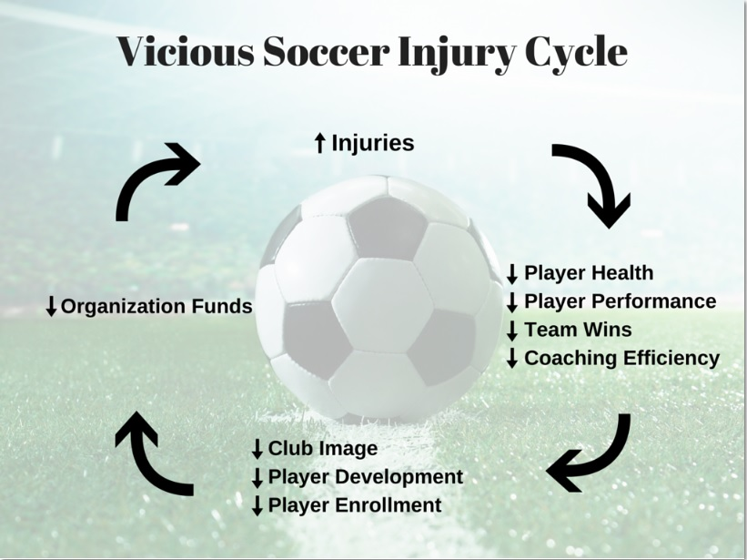 Vicious Soccer Cycle good graphic